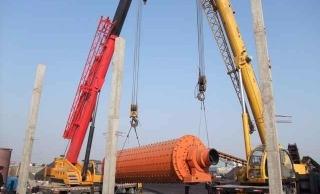 5万吨精细水煤浆生产线aoa体育官方下载现场
